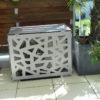 cacher un climatiseur extérieur