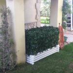 cache clim jardin