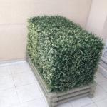 cache climatiseur extérieur balcon
