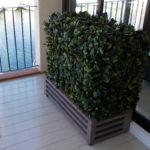 jolie climatiseur sur mesure pour balcon